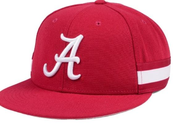 4a212e7d222 Nike dri fit Alabama Crimson tide snapback hat